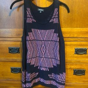 Lucky Brand sweater tank top